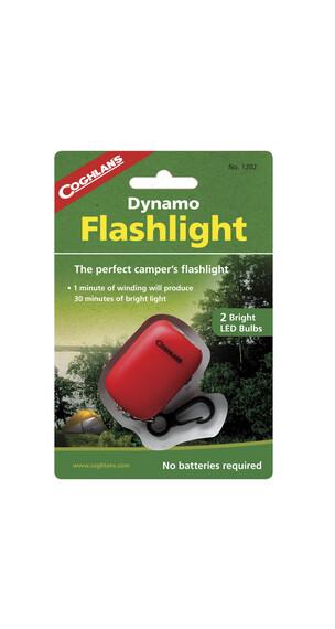 Coghlans Mini Dynamo Lampe farblich gemischt
